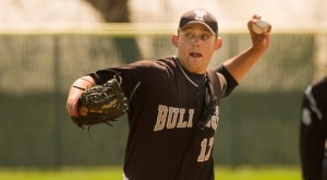 Truman State pitcher