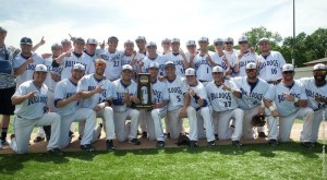 The Truman Bulldogs make their first CWS appearance (photo/Truman Athletics)