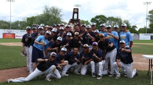 Webster University is back in the D-III College World Series (photo/Webster Athletics)
