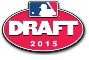 2015 Draft logo (courtesy/MLB.com)