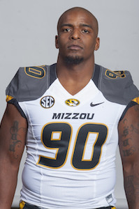 Harold Brantley (photo/Mizzou Athletics)
