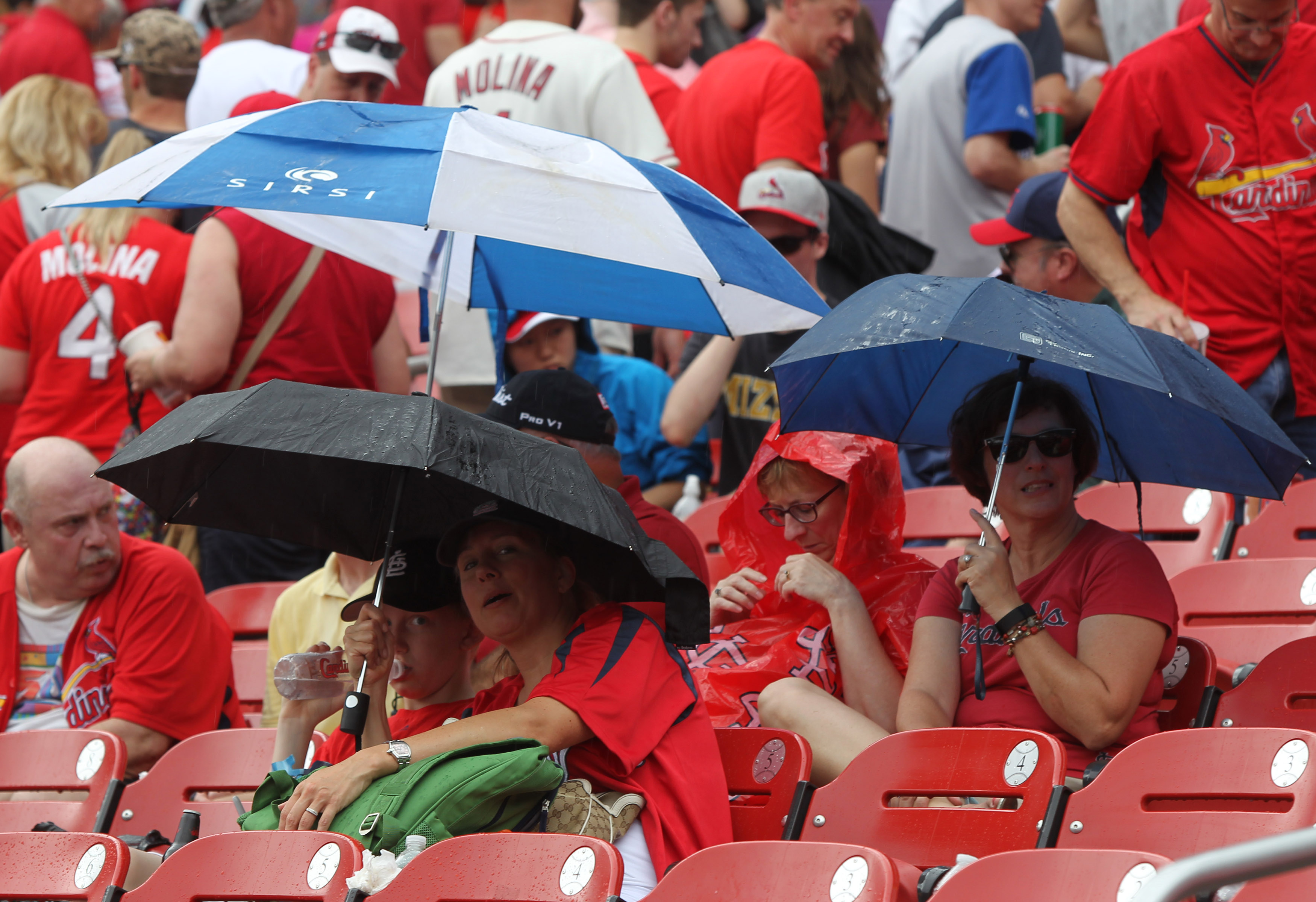 Options limited for Cardinals and Royals to reschedule their