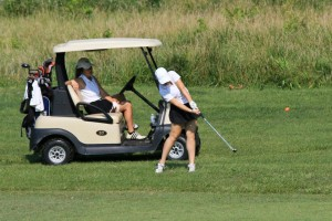 Par-three golf is one of the many activities planned this weekend in Columbia for the Show-Me STATE GAMES.