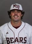 Dylan Becker (photo/MSU Athletics)