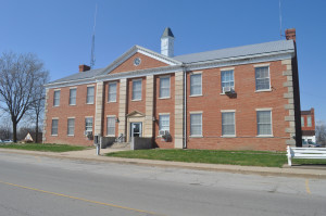 The Schuyler County Courthouse