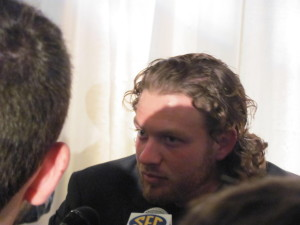 Maty Mauk doesn't worry about the lack of respect for Mizzou in the SEC