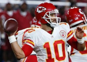 Chase Daniel leads the Chiefs to their first preseason win (photo/NFL)