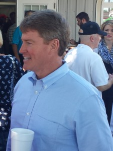 Missouri Attorney General Chris Koster is expected to be the Democratic nominee for Missouri governor in 2016.