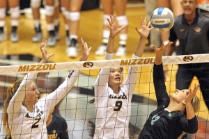 Mizzou wins their first tournament of the season (photo/Mizzou Athletics)