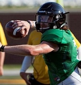 Maty Mauk told me things went according to the plan this early in fall camp (photo/Mizzou Athletics)