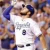 Moose powers Royals past White Sox