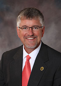 State Ag Director Richard Fordyce