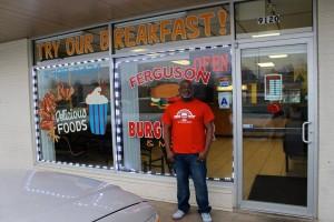 Burger Bar and More Owner Charles Davis. Photo courtesy of Burger Bar and More.
