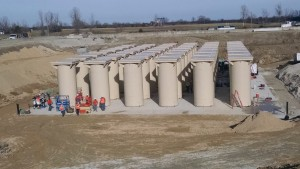 Ameren's dry storage canisters
