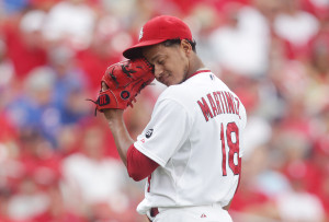When will another starter, other than Carlos Martinez begin to step up?. Photo by Bill Greenblatt/UPI