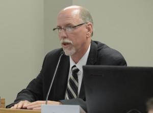 Representative David Wood (courtesy; Tim Bommel, Missouri House Communications)