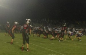Southern Boone and Hallsville played a Triple OT game into early Saturday morning (photo/Twitter @SBooneHS)