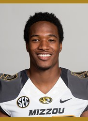 Anthony Sherrils had a big day for Mizzou on the defensive side of the ball (photo/Mizzou Athletics)