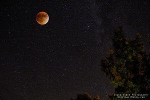 Super Blood Moon - Shawn Kober 09-27-2015