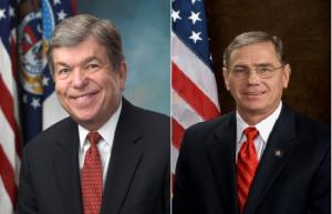 Sen. Roy Blunt & Rep. Blaine Luetkemeyer