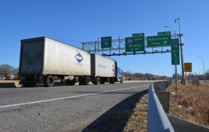 I70 corridor in Missouri, photo courtesy of MODOT