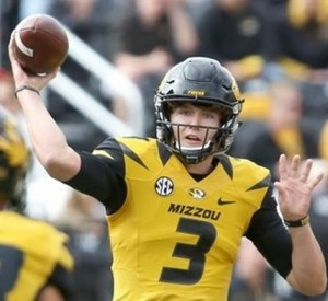 Gary Pinkel would not comment on the status of his QB situation (photo/Mizzou Athletics)