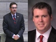 Senator Kurt Schaefer (left) and Representative Scott Fitzpatrick (right) (photos courtesy of the Missouri Senate and House Communications offices)