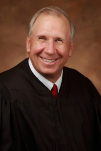 Judge Steven Ohmer, Photo courtesy of 22nd Circuit Court