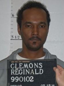 Reginald Clemons (photo courtesy; Missouri Department of Corrections)