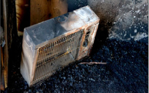 The State Fire Marshall's Office says seven people died in five days in Missouri last winter, in fires that were connected to alternative heating devices such as space heaters.  (courtesy; The Missouri Department of Public Safety)