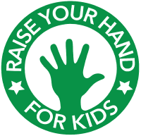 Raise Your Hands For Kids