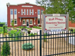 Walt Disney Hometown Museum, Photo courtesy of Walt Disney Hometown Museum