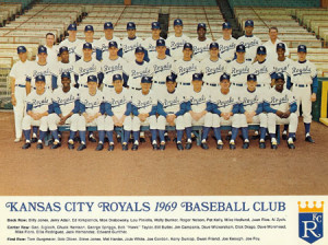 1969 Kansas City Royals