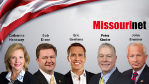 GOP candidates for Governor debate