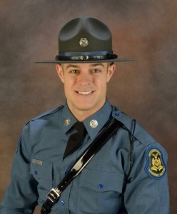 Trooper James Bava was killed in a crash August 28.  A Mexico, Missouri, man faces 6 charges in connection with his death.