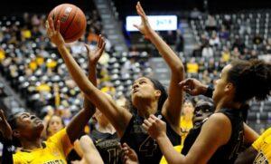 The Mizzou women improve to 3-0 (photo/Dale Stelz/WSU Athletics)
