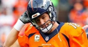 Peyton Manning and the Broncos are done (photo/NFL)