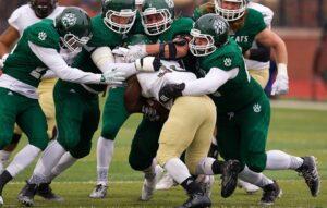The Bearcats are 12-0 heading into the NCAA D-II quarterfinals (photo/bearcatssports.com)