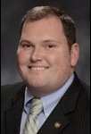 State representative Rob Vescovo (photo courtesy; Tim Bommel, Missouri House Communications)