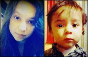 Amber Alert issued for mother and son