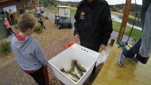 Old Kinderhook/Bassing Bob Fish and Golf competition (photo/Facebook, Big Planet Media)