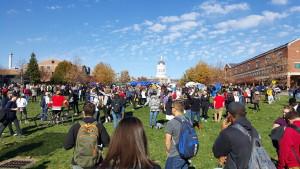 MU campus protests November 9, 2016
