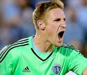 MLS Comeback Player of the Year, Tim Melia (photo/SportingKC)