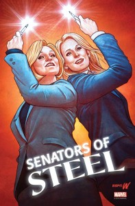 ESPNw's comic picture of Senators McCaskill and Gillibrand
