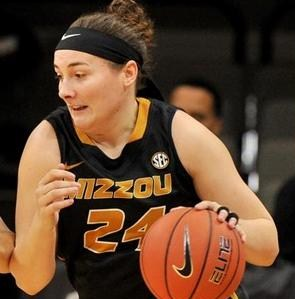 Sierra Michaelis scored a season high 21 points in Mizzou's 10th win (photo/CUBuffs.com)