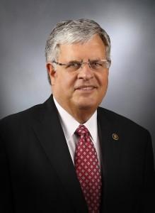 Senate President Pro Tem Ron Richard