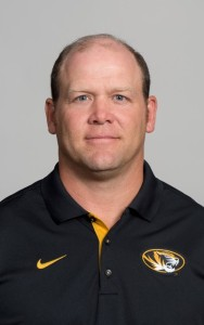 The University of Missouri has hired Barry Odom as their new head football coach, announced in Columbia, Missouri on December 3, 2015. Odom, 39, played his college football at Mizzou and has been the current defensive coordinator for the past year. Odom will take over for Gary Pinkel, who is stepping down after being diagnosed with lymphoma in May.  Photo by University of Missouri/UPI