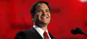 Presidential hopeful Marco Rubio (R-Florida)