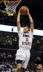 Jerrod Dixon (photo/MSU Athletics)