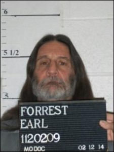 Earl Forrest (courtesy; Missouri Department of Corrections)
